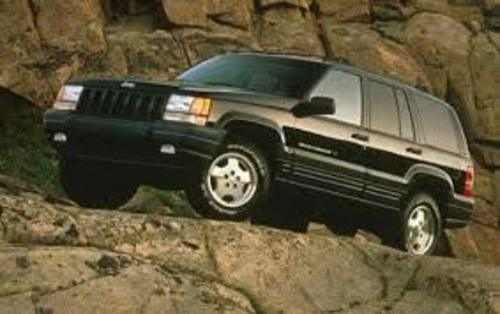 Product picture 1997 Jeep Grand Cherokee Service & Workshop Manual